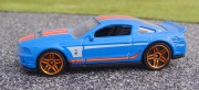 Hot Wheels '10 Ford Shelby GT500. W4254