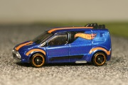 Ford Transit Connect. BDD17. 2014 HW Workshop - Garage