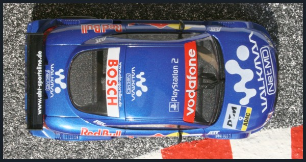 Ninco ABT Audi TT-R Red Bull No. 9 50267
