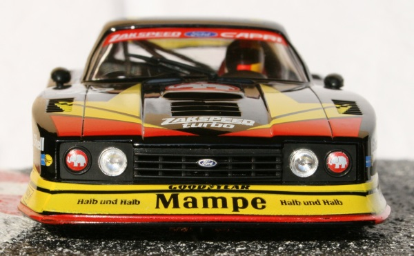 Carrera Ford Capri Turbo Zakspeed Mampe