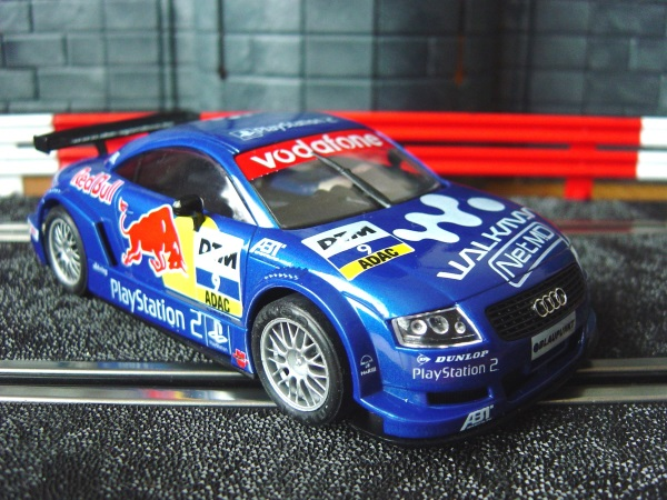 Audi TT Ninco Red Bull