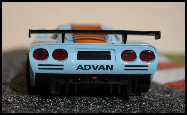Ninco Mosler 900 back 50428 Gulf