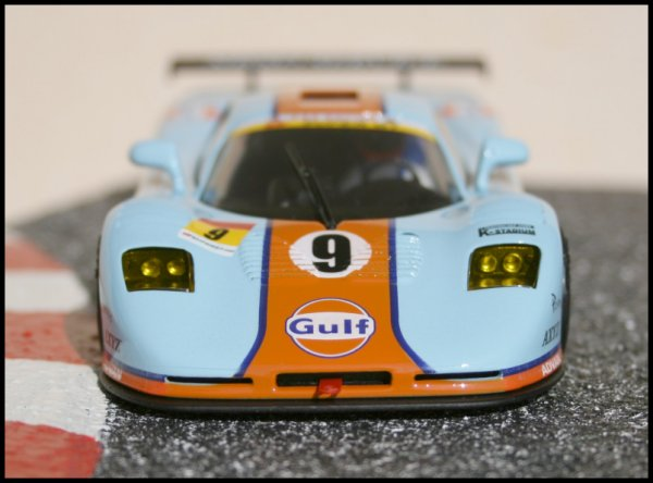 Ninco Mosler 900 front 50428 Gulf
