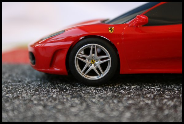 Scalextric Junior Ferrari F430 C2822