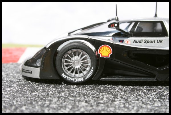 Slot.it Audi R8C Le Mans 10 SICA01F