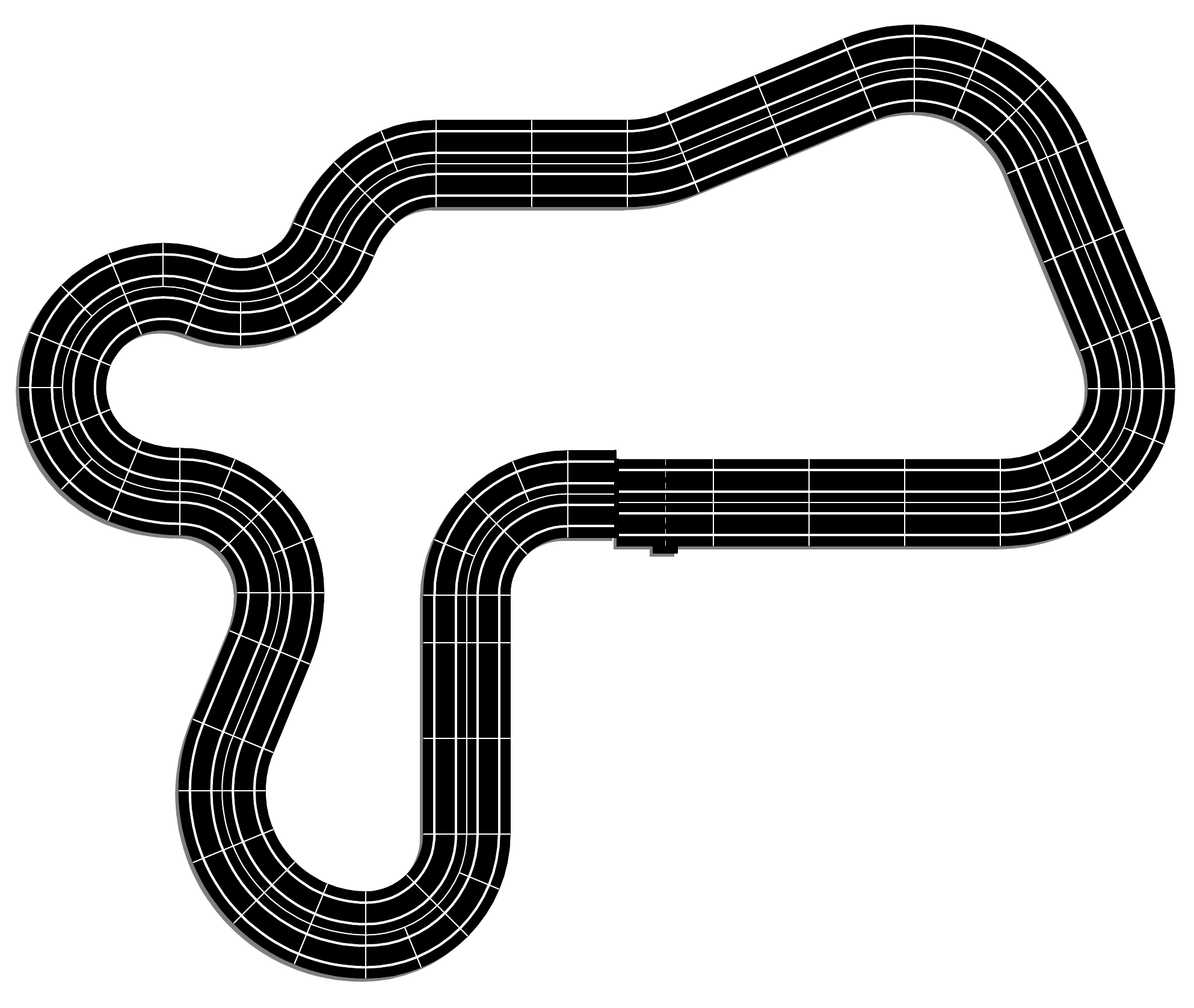 Willow Springs International Motorsports Park is located in Willow Springs near Rosamond and Lancaster, California,